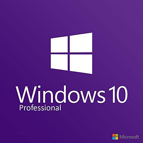 Microsoft Windows 10 Pro 32/64 Bits Clave Licencia