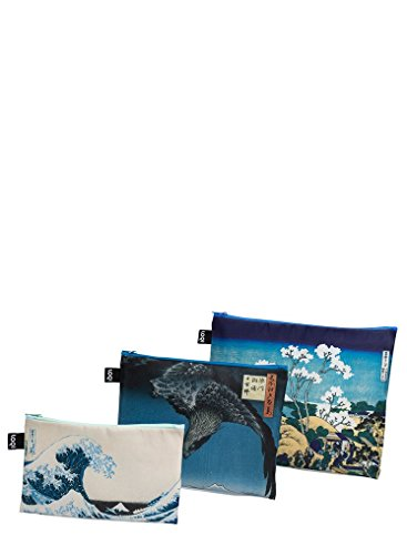 LOQI-Museum-Hokusai-Collection-Zip-Pockets