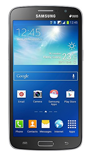 Samsung Galaxy Grand 2 Charcoal Gray