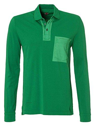 JET SET Herren Poloshirt Grün
