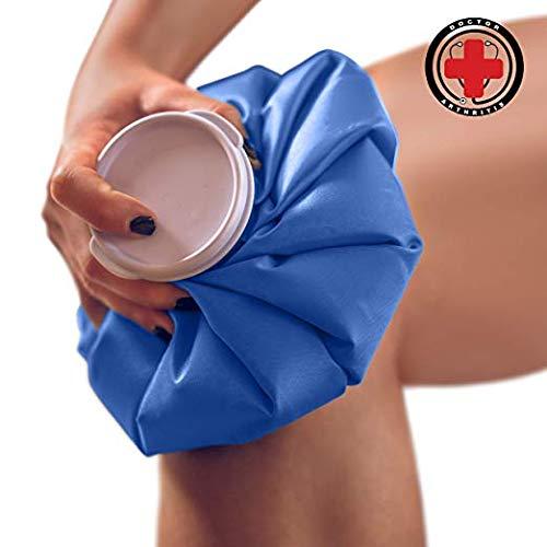 Doctor Desarrollado caliente y frío/bolsa de hielo/paquete de hielo/compresa - reutilizable y resistente al agua