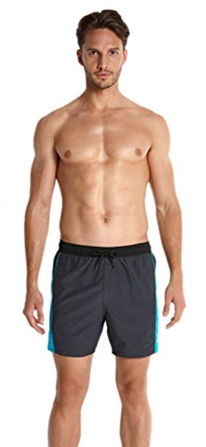 Speedo Sports Splice Herren Badeshorts Grau