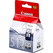Buylloon office - Canon 2969b009 - pg-512 - black - original - blister with security - ink tank - for pixma mp230, mp237, mp252, mp258, mp270, mp280, mp282, mp495, mp499, mx350, mx410, mx420