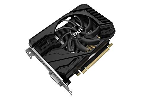 Palit RTX2060 StormX 6GB DDR6 NE62060018J9-161F Grafikkarte 6GB GDDR6 NE62060018J9-161F, 6GB, GDDR6,...