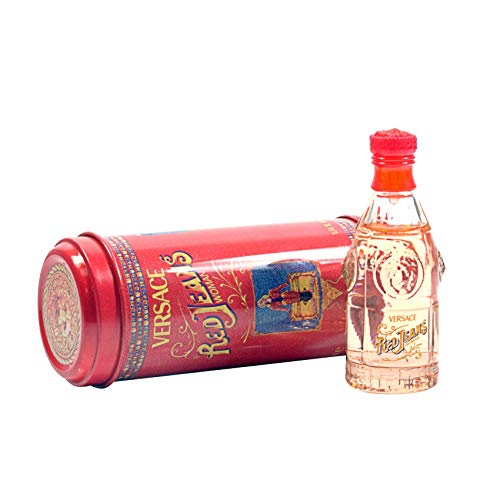 Versace Red Jeans Agua de Colonia - 75 ml