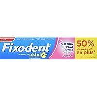 Fixodent la crema adhesiva para dentaduras fijador original 70.5 g