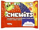 Chewits Multipack 5 Pack 130G