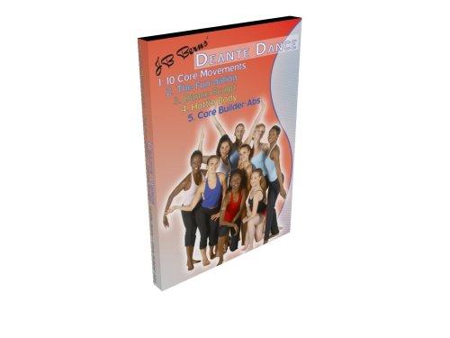 Urban Rebounder Deante Dance Workout DVD Compilation 1