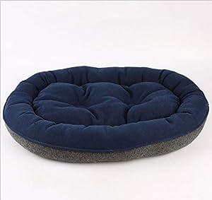GZDXHN Dog House Simple Four Seasons Universal Chenil Double Face Universel Petit Chien Coussin Nid de Chat Moyen E