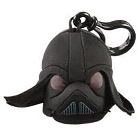 Angry Birds Star Wars felpa Backback Clip On: Darth Vader / Angry Birds Star Wars voluminosos clip de la mochila: Darth Vader (jap?n