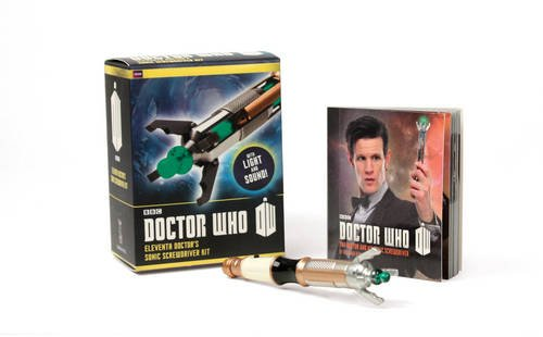 Doctor Who: Eleventh Doctor's Sonic Screwdriver Kit