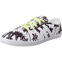 best authentic 8be7a e8962 adidas Zapatillas de Tela Para Mujer, Color Blanco, Talla 38 EU