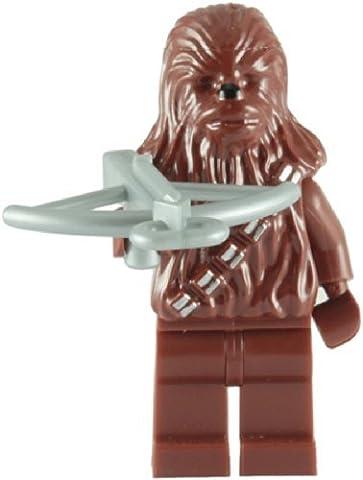 LEGO Star Wars: Chewbacca Mini-Figurine Avec Bow Caster