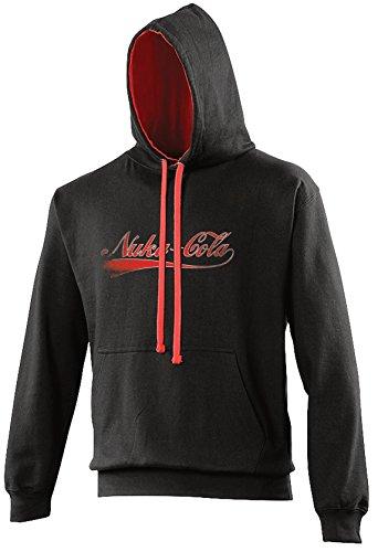 fallout hoodie Create Clothing Nuka Cola Kontrast Hoodie
