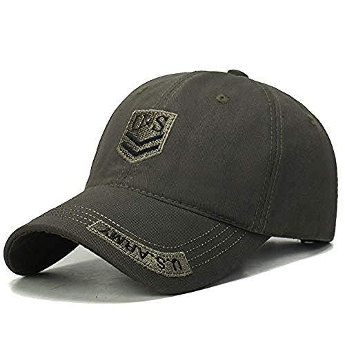 Hut Herren S Baseball Cap Herren S Camouflage Damen Camouflage Hat Truck Driver , Army_Green