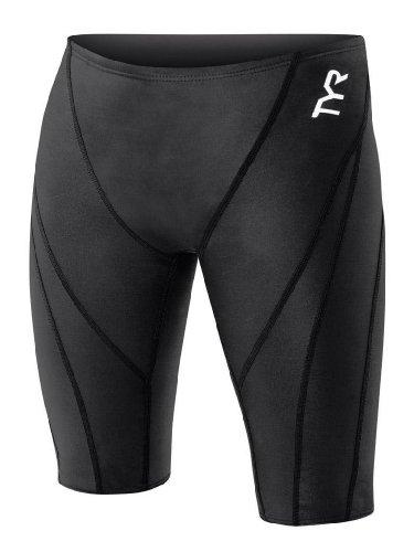 TYR Herren Tracer Licht Jammer Swim Suit Größe L schwarz -