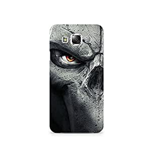 TAZindia Designer Printed Hard Back Case Cover For Samsung Galaxy E7