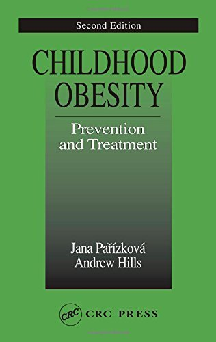 Childhood Obesity Prevention and Treatment, Second Edition (Modern Nutrition) by Jana Parizkova (13-Jan-2005) Hardcover