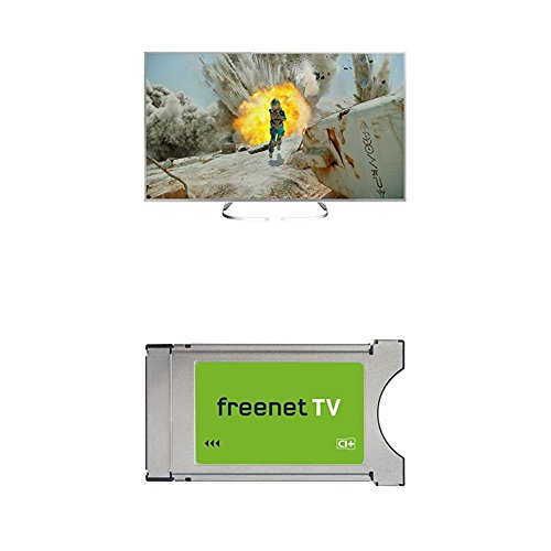 Panasonic TX-58EXW734 Fernseher + Freenet CI+ Modul