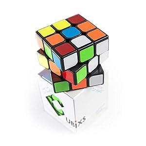 419mMm DwmL. SS300  - CUBIXS® Zauberwürfel 3x3 - Typ Los Angeles - Speedcube mit optimierten Dreheigenschaften für Speed-Cubing
