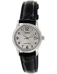 863faf3e4e6d Casio Reloj con Movimiento Cuarzo japonés Woman Ltp-V002L-7B 24.0 mm