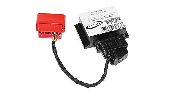 Kufatec Kodier Interface Verkehrszeichenerkennung Vze Elektronik