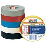 TESA nastro isolante tesaflex Premium bianco (L x B) 33 m x 30 mm Acryl Inhalt: 1 Rolle(n)