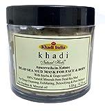 Khadi Natural herbs Dead Sea Mud Mask for Face & Body 120gm
