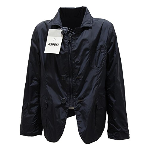1496N giacca ASPESI giubbotti bimbo jackets kids nero [8 YEARS]