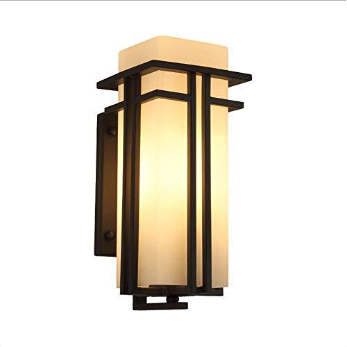 Medidores luz pared exterior simples fachadas modernas