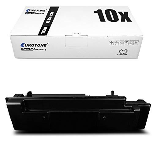 10x Müller Printware cartuccia del toner per Kyocera FS 3040 3140 3540 3640 3920 MFP DN Plus sostituisce 1T02J10EU0 TK350