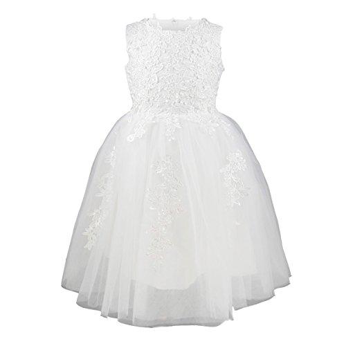 girls-flower-dresses-sleeveless-tulle-wedding-pageant-bridesmaid-christening-princess-kids-lace-ivor