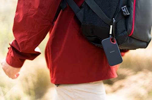 SanDisk Extreme SSD Portatile 250 GB, Velocità di Lettura fino a 550 MB/s