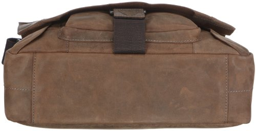 Strellson Tote da palestra 4010000029 Marrone Braun (dark brown 702)