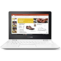 "Lenovo Yoga 300-11IBR Ultrabook tactile 11,6"" Blanc (Intel Celeron, 2 Go de RAM, SSD 32 Go, Intel HD Graphics, Windows 10)"