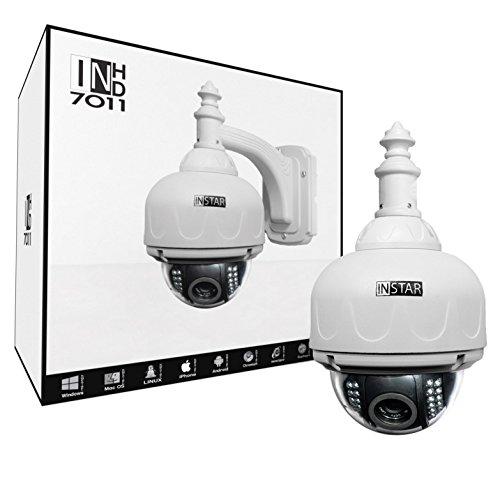 Instar steuerbare HD WLAN IP Kamera für den Außenbereich IN-7011HD