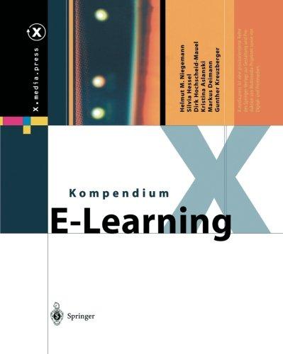 Kompendium E-Learning (X.media.press) (German Edition) Buch-Cover