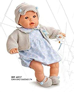 Berjuan- Baby LLORON NIÑO Ref: 6017-19, (6017)