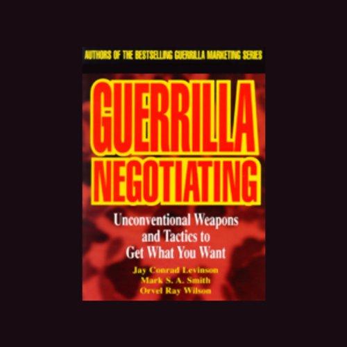 Guerrilla Negotiating  Audiolibri