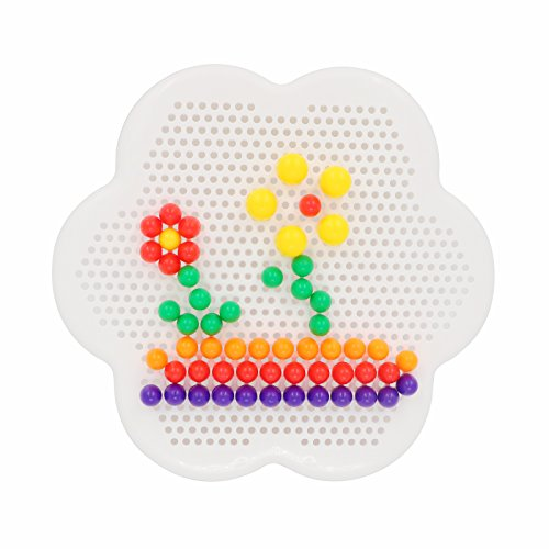 419mVlvmiyL UK BEST BUY #1Pegboard Ideas Organizer Toys for 4 or 5 Year Old Boys and Girls ,Peg Organization Pegboard Jigsaw Puzzle price Reviews uk
