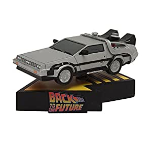 "Factory Entertainment Fe408459 ""Bttf DeLorean"" Mouvement Statue"
