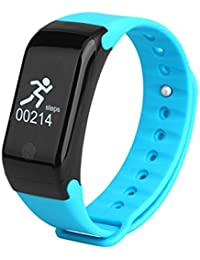 LUFA H10 montre intelligente cardiofréquencemètre Santé Fitness Tracker Sport Smart Bracelet moniteur de sommeil Wristband pour IOS Androi