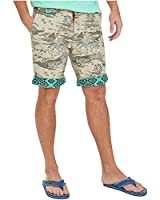 Joe Browns Tropical Print Men's Summer Shorts