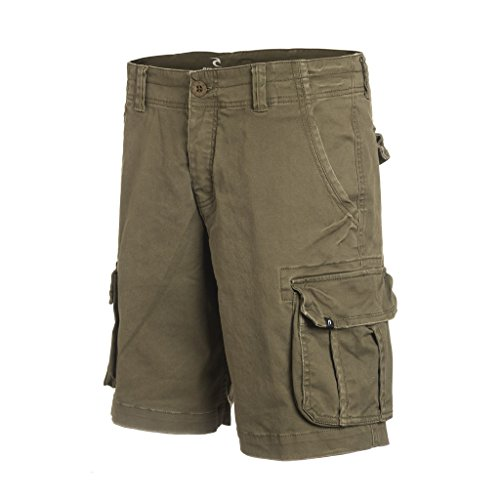 Rip Curl Twister Cargo 20in Walk Shorts Army