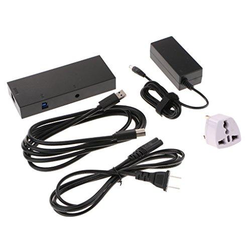 non-brand Sharplace 1 Set USB Adapter für Microsoft Xbox One S/X Kinect 2.0 Adapter Stromversorgung Sensor Zubehör Paket