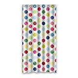 Dalliy Brauch punkte Wasserdicht Polyester Shower curtain Duschvorhang 90cm x 183cm
