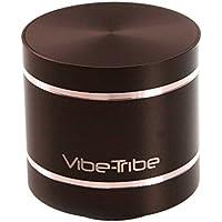 Vibe-Tribe Troll Black: Vibration Speaker & MP3 player, funzionamento stand-alone grazie a slot SD-card, Radio FM e Telecomando Infrarossi