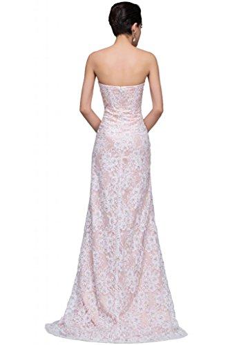 Sunvary fodera rosa, splendida Pageant abiti per 2015 Importato da Regno Unito] Pink