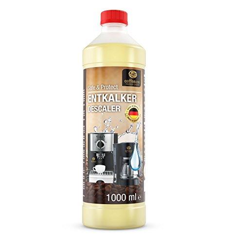 Coffeeano 1000ml Flüssig-Entkalker für Kaffeevollautomaten und Kaffeemaschinen. Kompatibel mit...