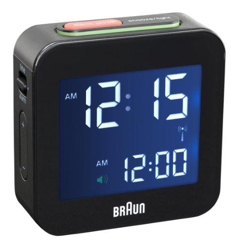 BRAUN-BNC008BK-RC-Reloj-despertador-digital-negro